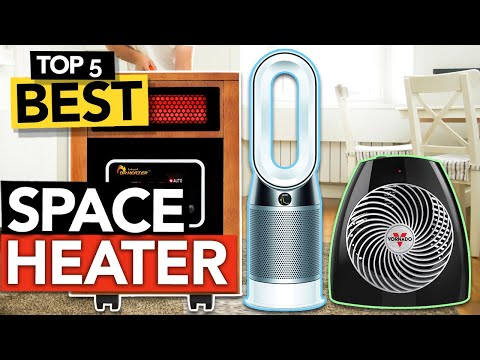 ✅ TOP 5 Best Space Heater   Infrared & Ceramic 2020 Review
