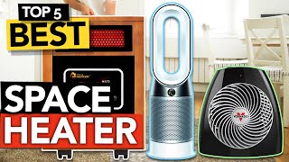 ✅ TOP 5 Best Space Heater | Infrared & Ceramic 2020 Review