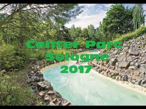 Center parc sologne 2017 youtube for Piscine center parc sologne