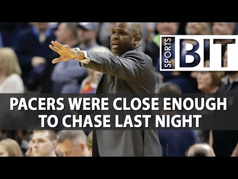 Wizards vs Pacers | Sports BIT | NBA Betting Preview