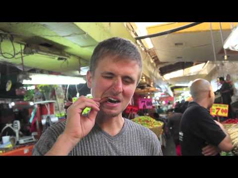 La Merced Market Tour: Mexico City