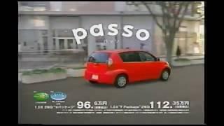 TOYOTA PASSO 1000 Rosa Kato.