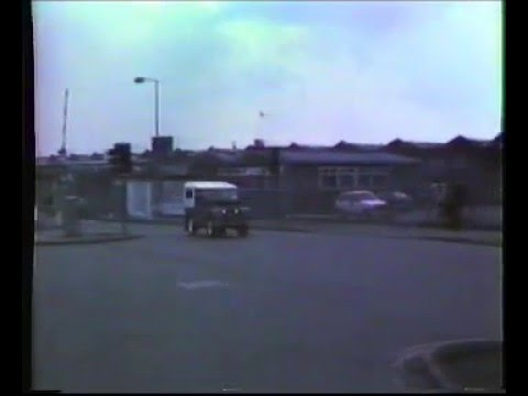 Land Rover 35th Anniversary Run Solihull to Anglesey 30th April 1983