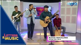 Room for Cielo - Bukas Makalawa (NET25 Letters and Music)