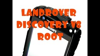 LANDROVER DISCOVERY V8   ROOT  И ВОСТАНОВЛЕНИЕ  IMEI