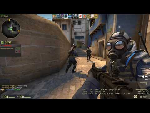how to spinbot in csgo