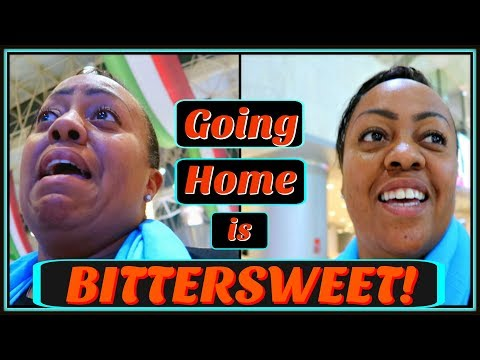 Travel with Me! | Kuwait to USA w/ Cuba Travel Tips | Going Home is Bittersweet | Love Fuller
