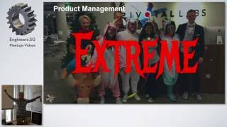 Extreme Product Management - Pivotal Tech Talks