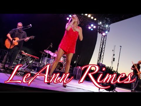 LeAnn Rimes: One Way Ticket (New Version) - Live in Concert 2017