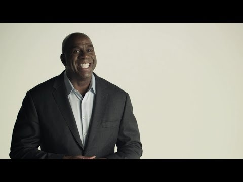 Magic Johnson: #GetCovered Because Earlier Detection Can Save People's Lives
