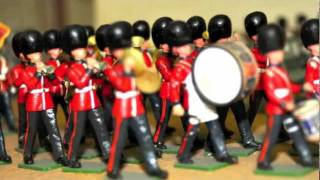 TOY SOLDIERS AUCTION