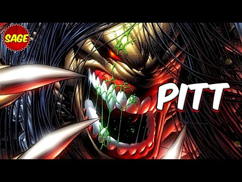 "Who is Image Comics Pitt? ""Hulk"" Strength, Healing Factor, Claws, and Telepathy = Verified BEAST!"