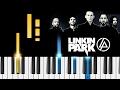 Linkin Park - Heavy - Piano Tutorial