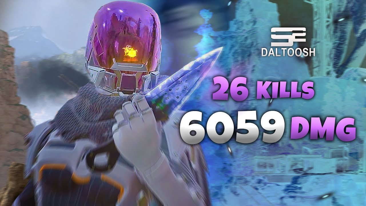SoaR Daltoosh – Wraith 26 Kill 6K Damage Game on Apex Legends