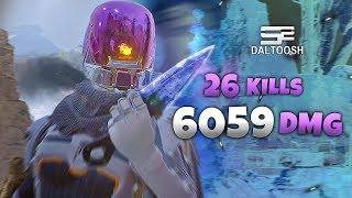 SoaR Daltoosh - Wraith 26 Kill 6K Damage Game on Apex Legends