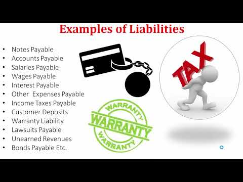 What are Assets Liabilities and Equity