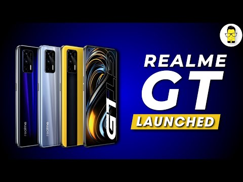 Realme GT 5G Launched | Realme GT Price & Specs | SD 888, 120Hz AMOLED, 65W Fast Charging 🔥