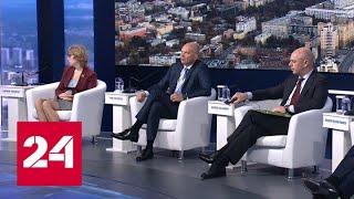 Путин: не планируем внедрять запретительных мер в киберпространстве - Россия 24
