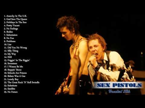 The Sex Pistols's Greatest Hits | The Very Best Of The Sex Pistols