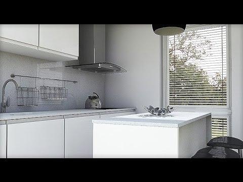 Dise o interior apartamento 70 m2 decorar en blanco for Diseno de apartamento de 60m2