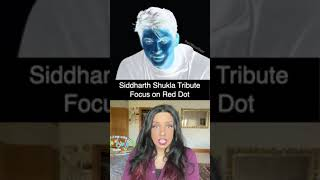 Siddharth Shukla Tribute | Optical Illusion | Sidnaaz Death | The Official Geet | #shorts