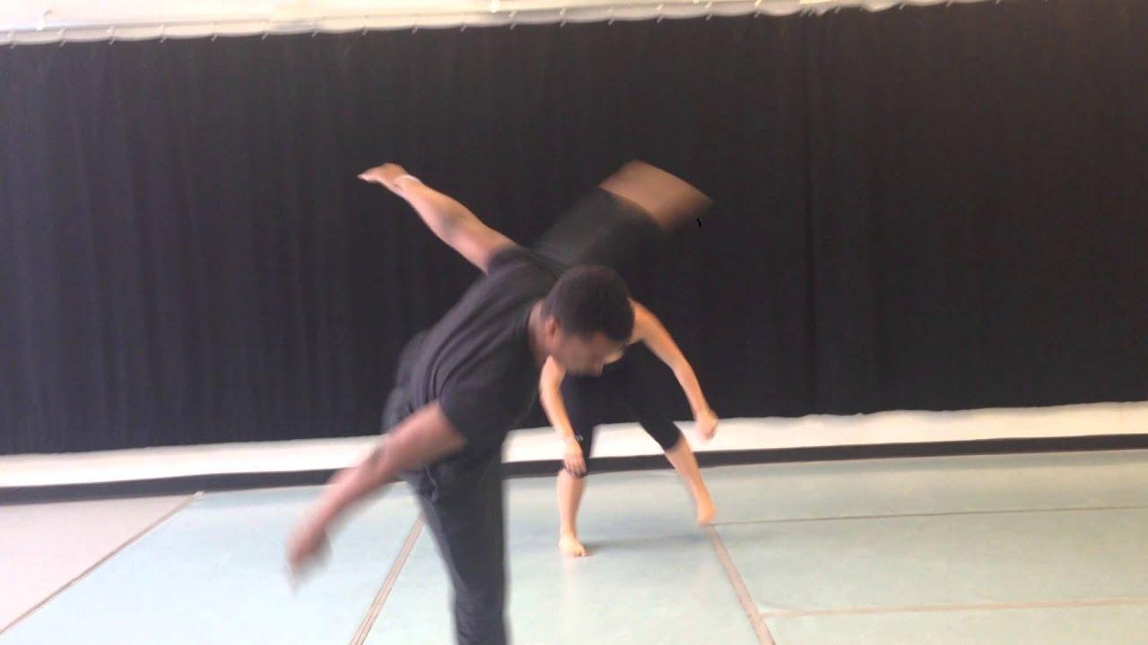 Fa Dance 361 001 Mid Term Across The Floor Jump Combo Right