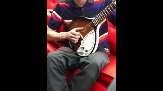 Danelectro baby Sitar Guitar