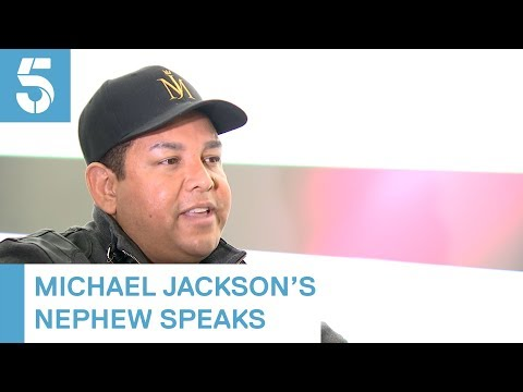 Michael Jackson&39;s nephew refutes abuse allegations against pop star  5 News