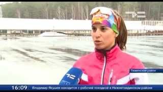 Смотреть видео алдан лыжный центр