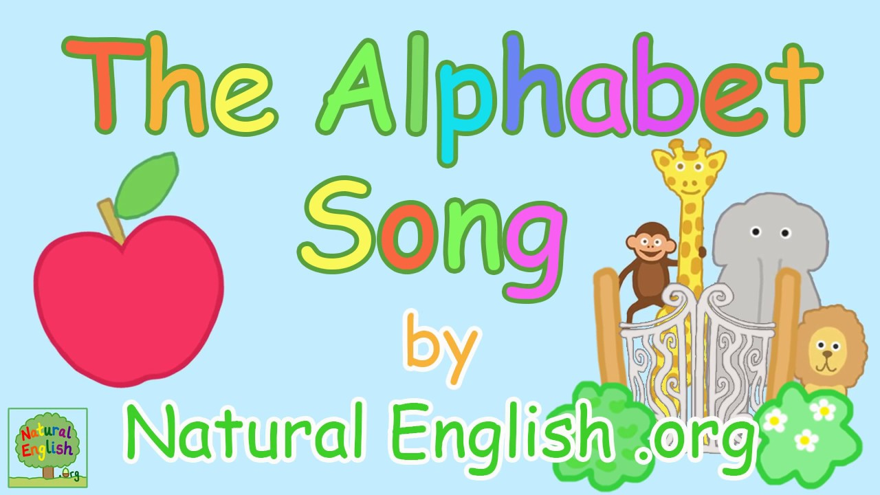 Alphabet Song Learn English Abc Song British Zed Version Youtube