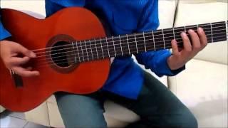 Belajar Kunci Gitar Iwan Fals Bento Intro cara 2