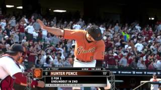 MLB 14: The Show (PS4): Giant Bomb Quick Look