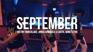 SEPTEMBER - Justin Timberlake Anne Kendrick - STREET J.A.M. choreography