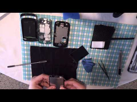 Blackberry Curve 9380 Touchscreen Repair by DeepGeorge