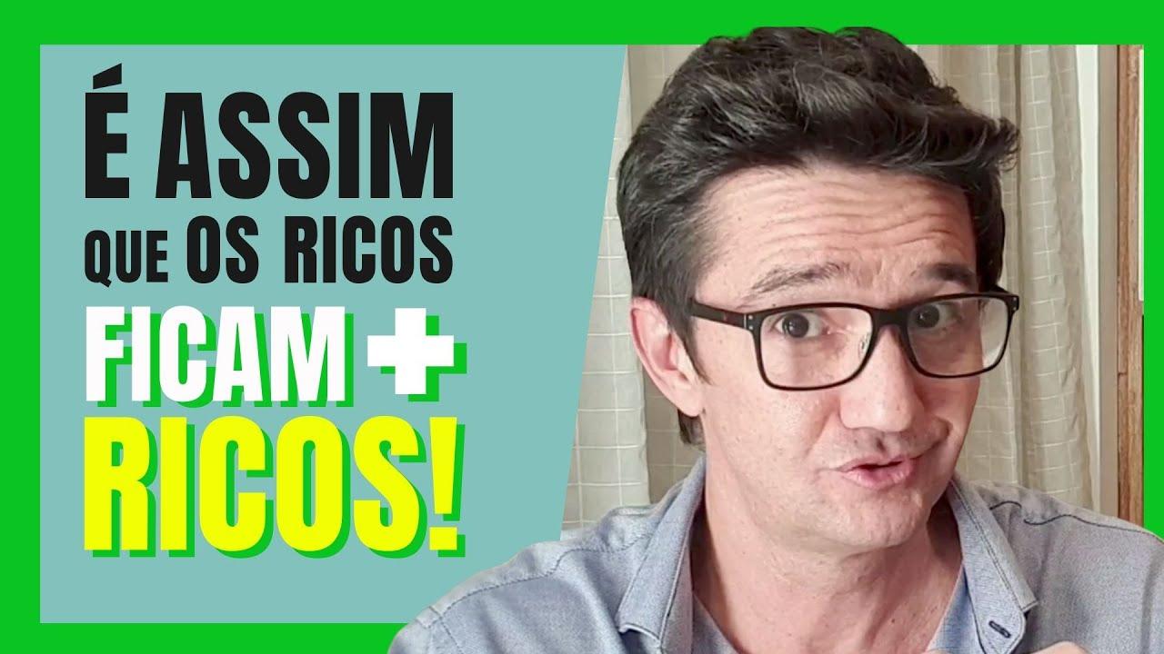 É ASSIM QUE OS RICOS FICAM MAIS RICOS - ATIVOS JUDICIAIS