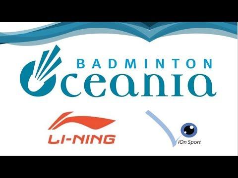 LI-NING Sydney International 2017 - Court 1 Day 4 - Finals