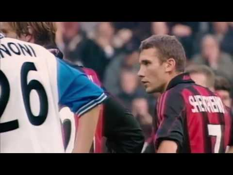 Andriy Shevchenko - The Legend Of AC Milan | HD