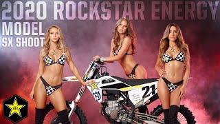 2020 Rockstar Energy SX Model Shoot