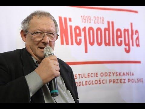 08.11.2017 Adam Michnik o Polsce. Początek gdańskiej serii debat na 100-lecie niepodległości.