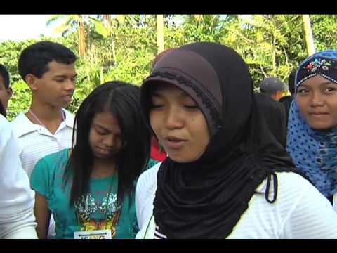Basilan Youth Volunteers Interview