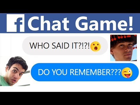 Facebook Chat Game!