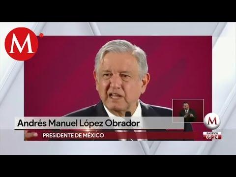 Felipe Calderón me robó la presidencia y hundió al país: AMLO