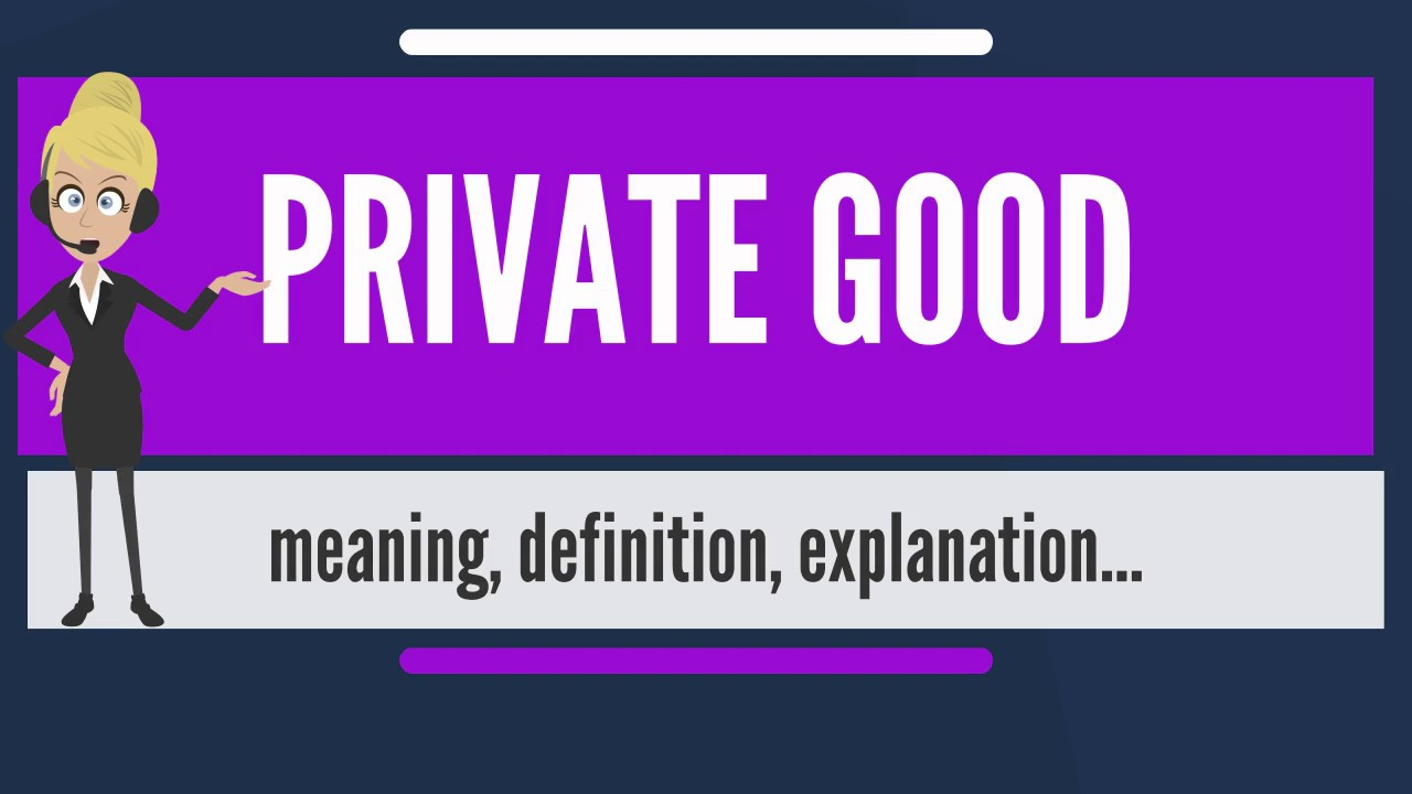 What is good: the definition