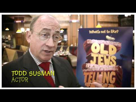 Meet the Team of OLD JEWS TELLING JOKES (Again with the Deli)