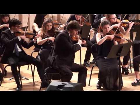 Tchaikovsky 4th Symphony ESML Symphonic Orchestra dir. Vasco Azevedo