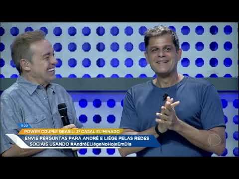 Relembre A Trajetória De Liége E André No Power Couple Brasil