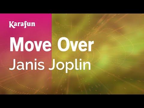 Karaoke Move Over - Janis Joplin *