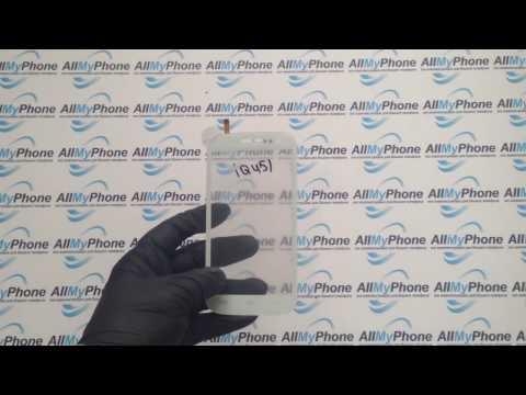 Замена тачскрина на телефоне Fly IQ4415 - YouTube