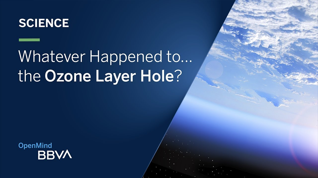 Whatever Happened to… the Ozone Layer Hole? | OpenMind