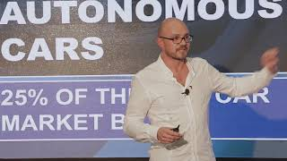 Matthew Cole - NextCity: imagining the future of transportation in cities - Design Forward 2017